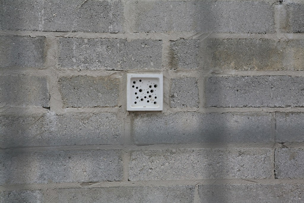 Bee bricks in nansledan