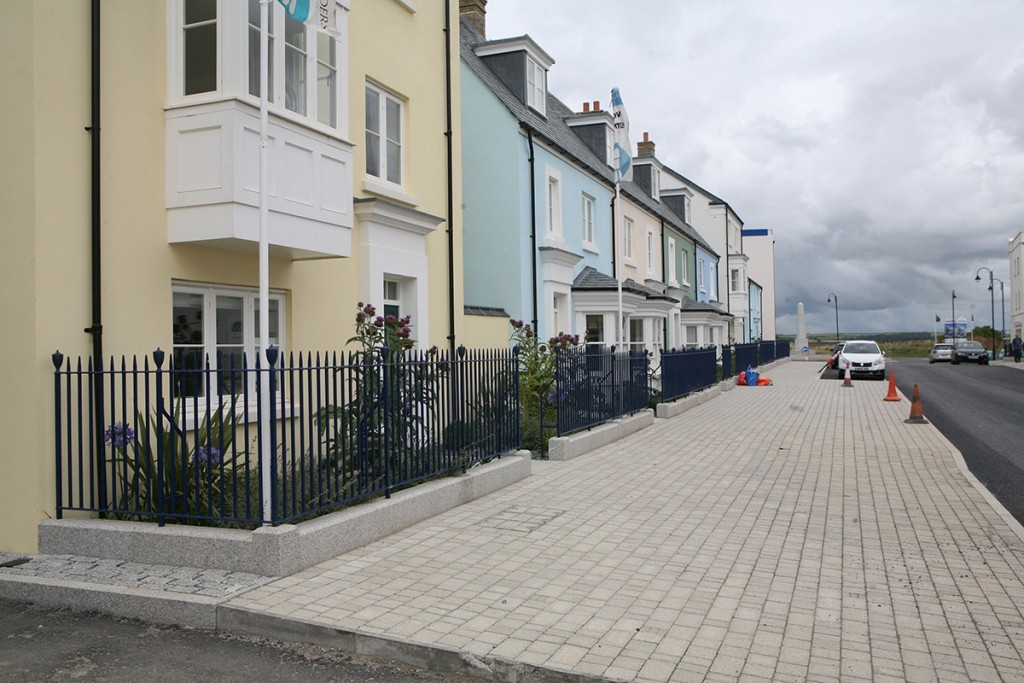 Nansledan newquay development
